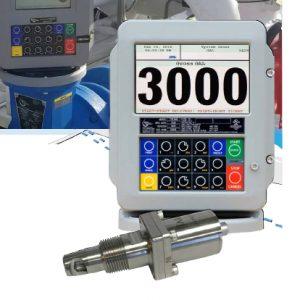 TCS OnPoint 3000 Integration - Density